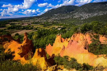 Colorado Provençal - Rustrel